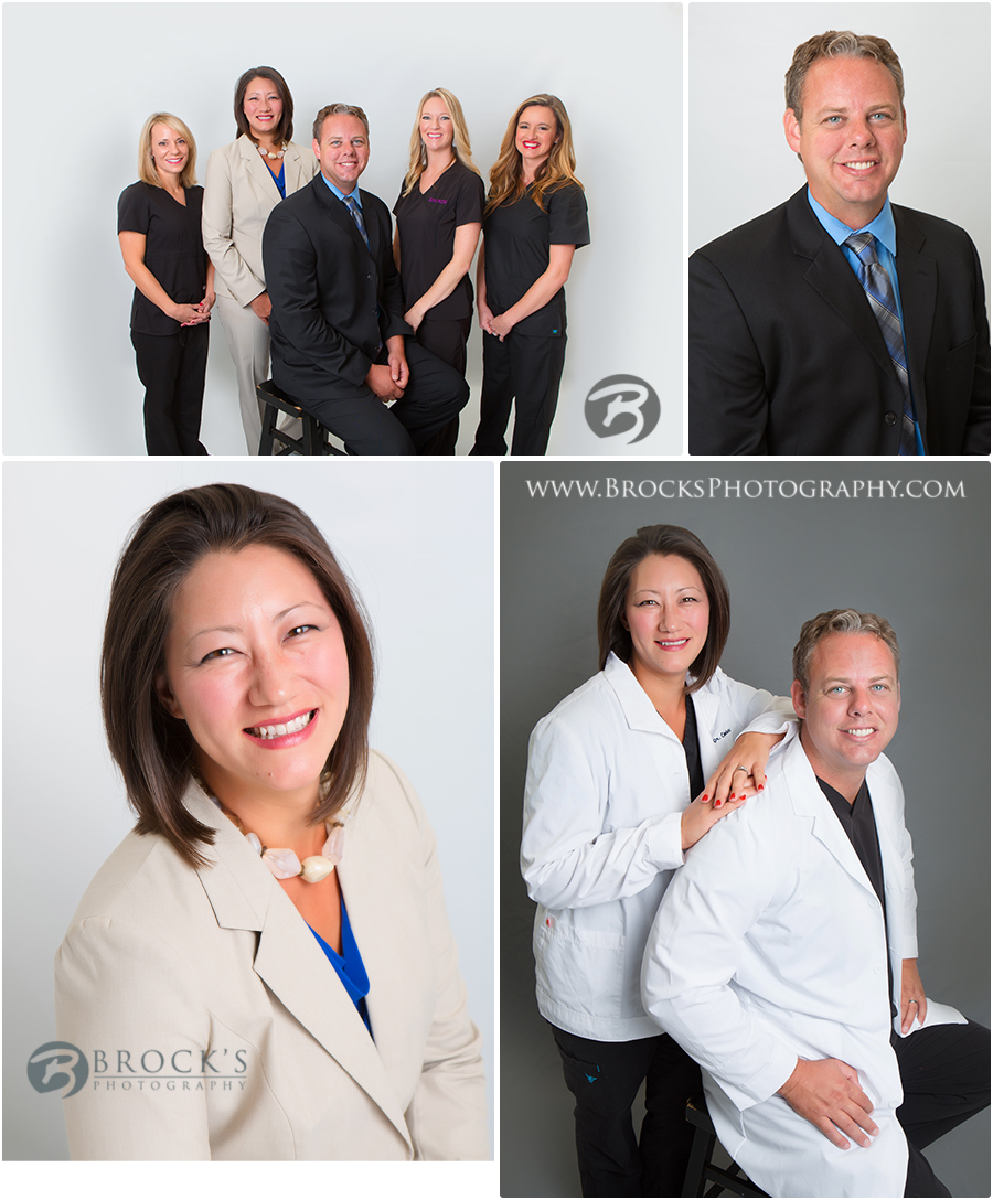 Professional Head Shots Corporate photography Oklahoma city commercial photographer